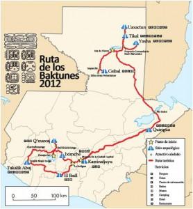 Videos – Ruta de los Baktunes Mayas en Guatemala, 2012