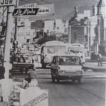 Ciudad de Guatemal, alrededor de 1975 - foto enviada por Jose L Lopez G