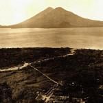 Lago de Atitlan, Panajachel, en el año 1900 - foto enviada por Edy Ruben Yax Zapeta