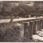 Puente sobre el río Los Esclavos en 1958