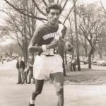 Doroteo Guamuch Flores, maratonista conocido tambien como Mateo Flores