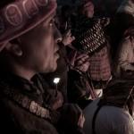 Baktun 13 Celebración del cambio del Baktún en Kaminal Juyu foto blanco y negro por Pablo Estrada 150x150 - Galería – Fotos de la Celebración del Baktún 13, Guatemala 2012