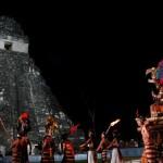 Celebración del cambio del Baktún Tikal foto por la pagina del presidente Otto Perez 150x150 - Galería – Fotos de la Celebración del Baktún 13, Guatemala 2012
