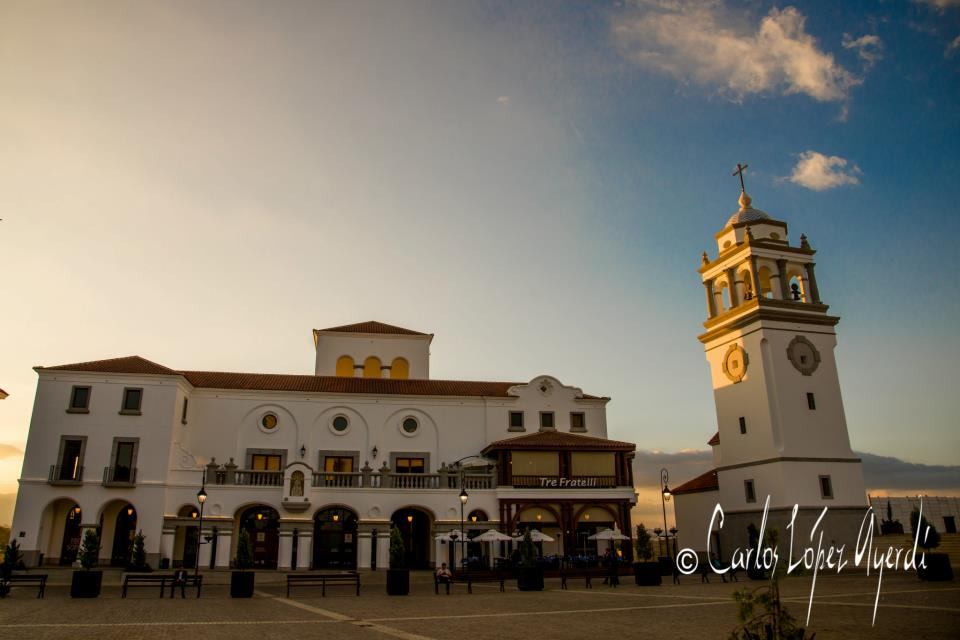 Ciudad Cayala - foto por Carlos Lopez Ayerdi
