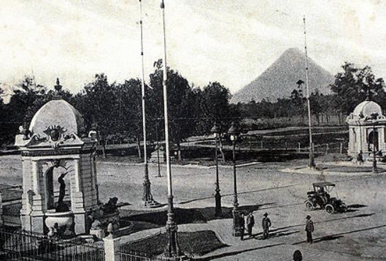 Finca la Aurora Plaza Reyna Barrios 1897 - El Origen de la Finca Nacional La Aurora y el Hipódromo del Sur