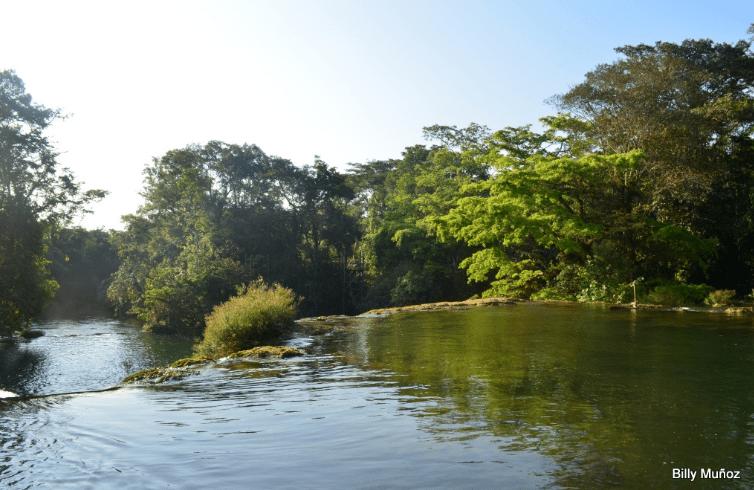 Las Conchas Billy 10 cascadas vista de atras1 - Guía Turística – Las Conchas