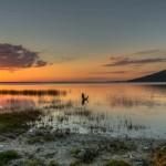 Atardecer en El Remate Lago Peten Itza foto por Santiago Billy Prem 150x150 - Galeria - Fotos del Lago Petén Itzá