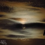 La luna desde Salamá Baja Verapaz foto por German Velasquez de Baja Verapaz Foto Diaria 150x150 - Galeria - Fotos de Guatemala por German Velazquez