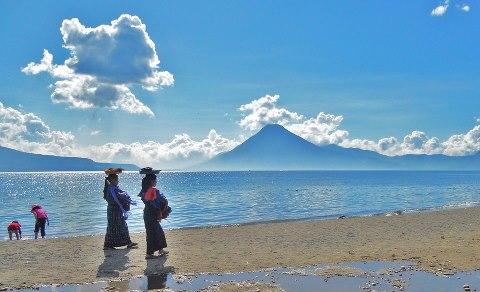 Galeria – Fotos del Lago de Atitlán
