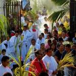 Salida de la Procesión de Domingo de Ramos en Salamá Baja Verapaz foto por German Velasquez 150x150 - Galeria - Fotos de Guatemala por German Velazquez