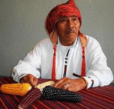 Xinca hombre 1por globediacom - Los Xincas en Guatemala