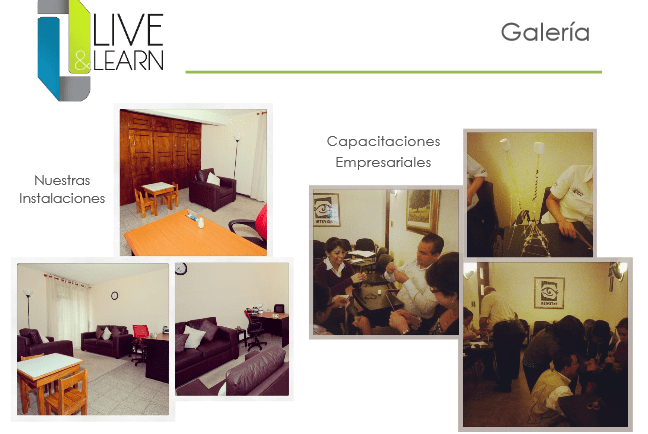 live and learn - galeria