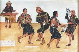 Bailando el Son - foto por banguate.gob.gt