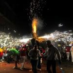 Santa Elena Barillas Quema de Toritos el 15 de Enero foto por Alan Alas 150x150 - La Tradición de la Quema del Torito