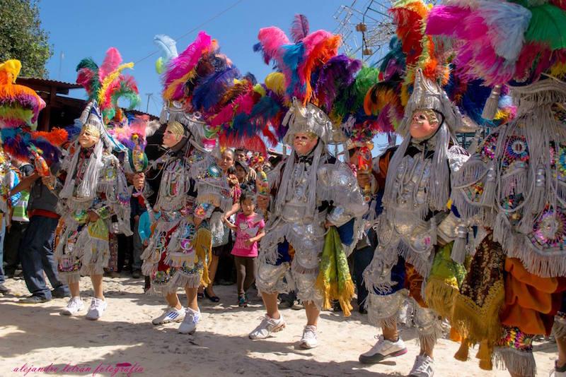 Baile del Torito, Chichicastenango - foto por Alejandro Letran