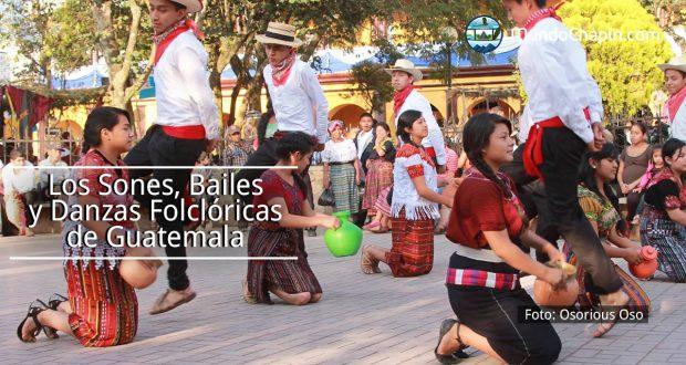 Los Sones, Bailes y Danzas Folclóricas en Guatemala