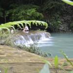 Disfrutando en las cálidas aguas de Semuc 150x150 - Guía Turística - Semúc Champey, Alta Verapaz
