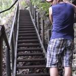Inicio del ascenso al Mirador de Semuc Champey 150x150 - Guía Turística - Semúc Champey, Alta Verapaz
