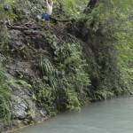 Saltos en Semuc Champey desde la peña 150x150 - Guía Turística - Semúc Champey, Alta Verapaz