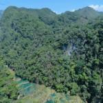 Vista panorámica de los manantiales de Semuc Champey fotografía Juan Carlos Estrada 150x150 - Guía Turística - Semúc Champey, Alta Verapaz