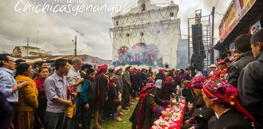 Celebracion del dia de Santo Tomás Apóstol en Chichicastenango - foto por Edgardo Cumez