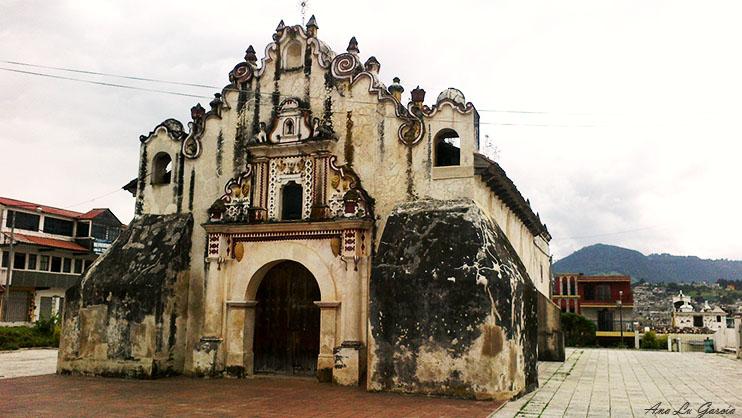 110620121293 - Guía Turística – La Conquistadora, Iglesia La Ermita de Salcajá