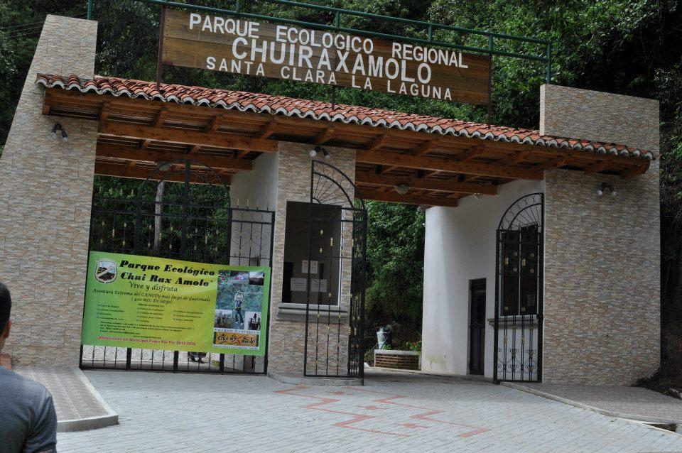 123 - Guía turística – Cerro Chuiraxamoló, parque ecológico