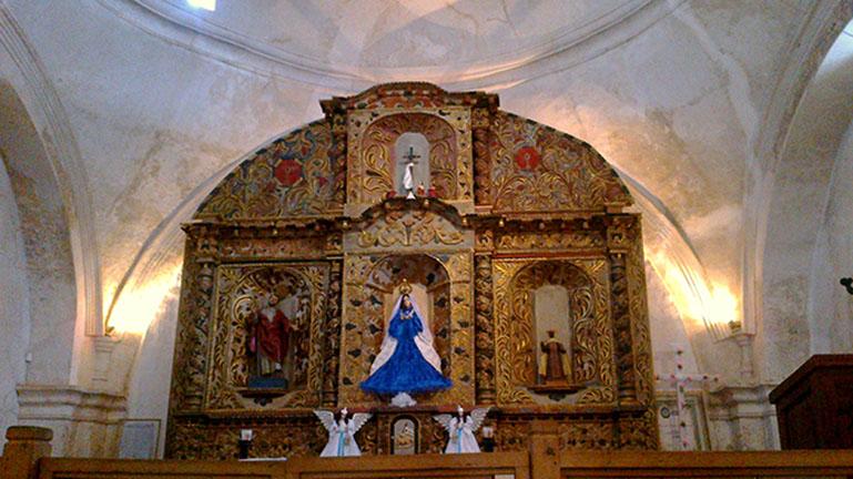 110620121295 - Guía Turística – La Conquistadora, Iglesia La Ermita de Salcajá