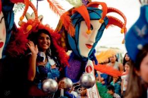 Carnaval de Mazatenango 18  Fotografía por Victor Armas