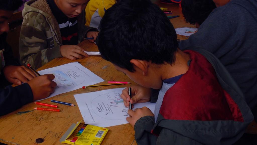 5 1024x577 - Campamento Internacional de Voluntariado
