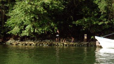DSC06755 378x213 - Guía Turística - Aguas Calientes en Río Dulce, Izabal
