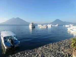 Lago de Atitlán Panajachel - Analu VJ