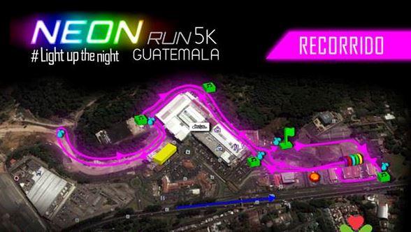 Evento – NEON RUN Light Up The Night