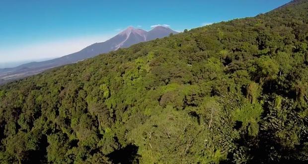 Video Aéreo – Reserva El Zur por SkyCam Guatemala
