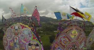 Video Aéreo – Día de Todos los Santos en Santiago Sacatepequez por SkyCam Guatemala