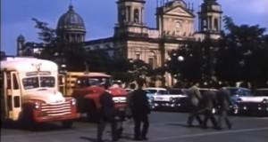 Video Turistico – La Ciudad de Guatemala en 1958 (parte 1)