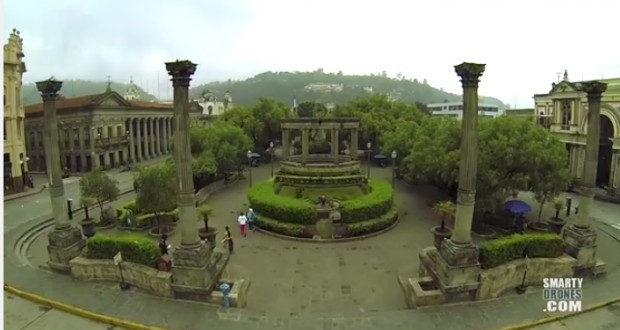 Video Aéreo – Departamento de Quetzaltenango