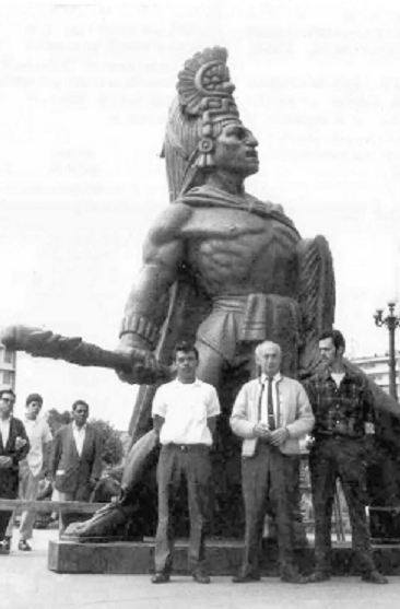 Rodolfo Galeotti Torres, escultor