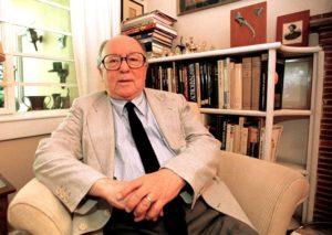 Personaje – Augusto Monterroso, Escritor