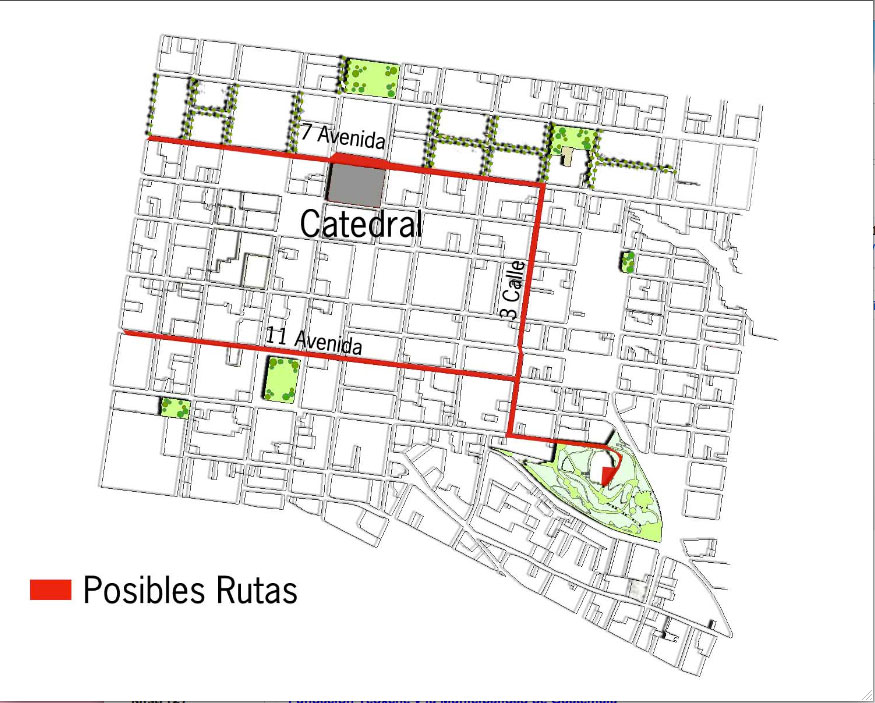como llegar - Guía Turística - El Cerrito del Carmen