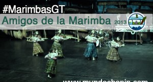 Video Musical – Amigos de la Marimba presentación 2013