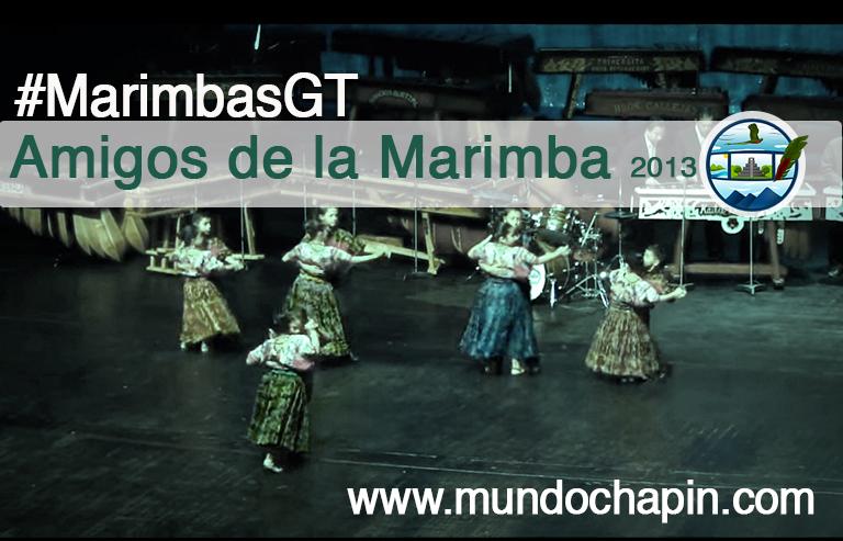 Video – Amigos de la Marimba presentación 2013