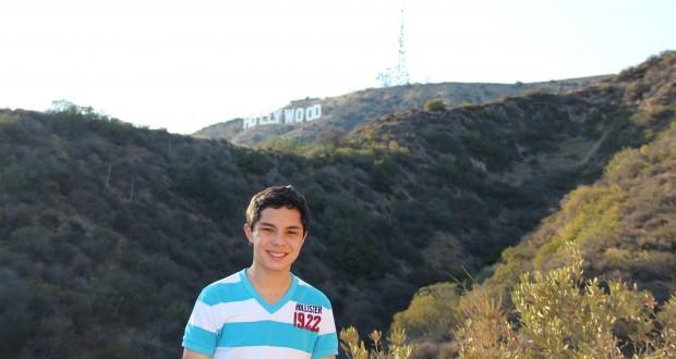 Ken Lou Castillo, joven inventor