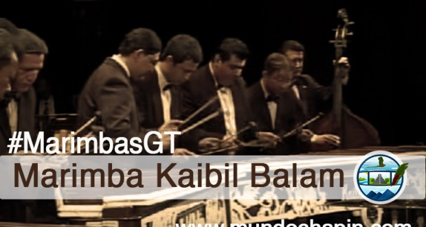 Video Musical – Marimba Kaibil Balam y Acordion