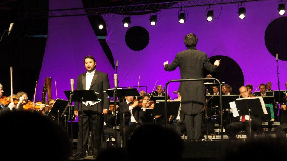 Fotos de MArio Chang Francia - Mario Chang, tenor