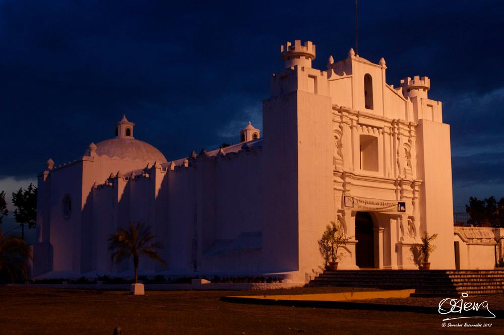 Iglesia del Cerrito del Carmen foto por Oscar Sierra - Guía Turística - El Cerrito del Carmen