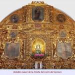 Retablo mayor Ermita del Cerro del Carmen 11 150x150 - Guía Turística - El Cerrito del Carmen