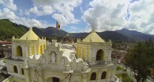 Video Aéreo – La Antigua Guatemala por SkyCam Guatemala
