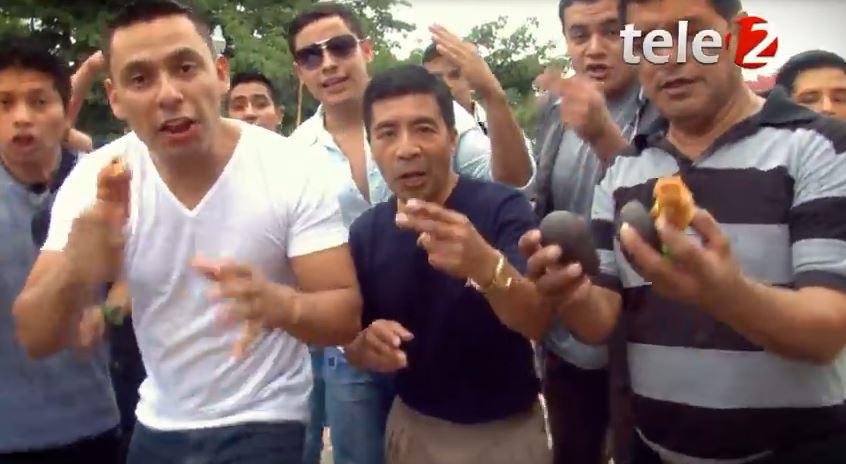 Video Musical – Chicharron con pelos (Checha y su India Maya)