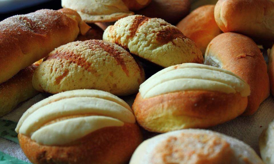 El pan dulce de los guatemaltecos